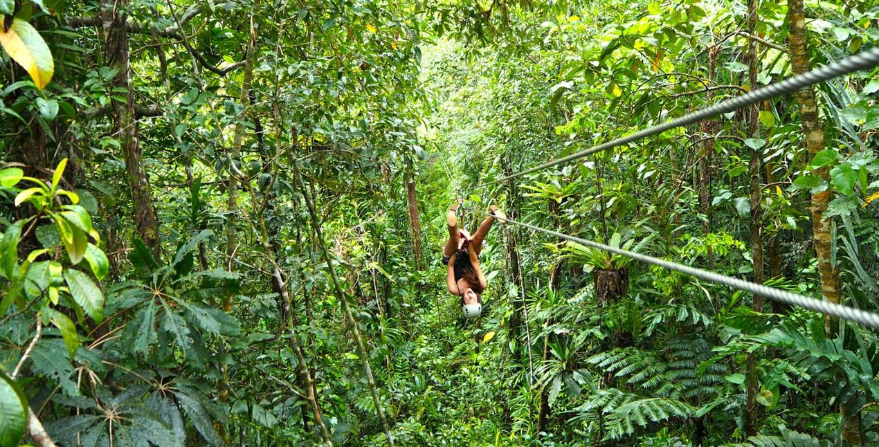 Zip Line Harness >> Fiji Zipline - Nadi's Sleeping Giant - Zip, Waterfall ...